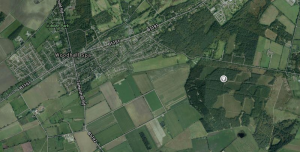 Woodhall Spa Map